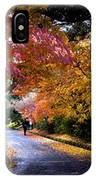 Trees In Japan 1 IPhone Case