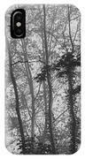 Trees In Mist IPhone Case