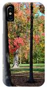 Tree's In The Forest 2 IPhone Case