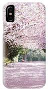 Trees Of Pink IPhone Case