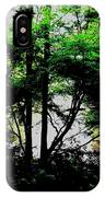 Trees Of Spring IPhone Case
