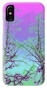 Treetops 5 IPhone Case
