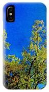 Treetops IPhone Case