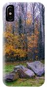 Trench Rocks IPhone Case