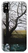 Trent Side Tree. IPhone Case