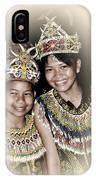 Tribal Girls IPhone Case
