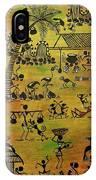 Tribals I IPhone Case