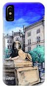 Trieste  Castello Di Miramare IPhone Case