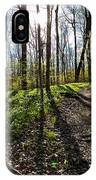 Trillium Trail IPhone X Case