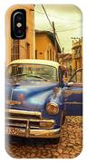 Trinidad Chevy Blues  IPhone Case