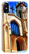 Trinity Episcopal Cathedral Columbia Sc IPhone Case