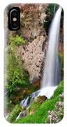 Triple Falls IPhone Case