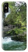 Triple Kopii Falls  IPhone Case