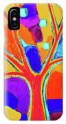 Trippy Tree IPhone Case