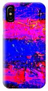 Triptych 3 Cropped IPhone Case
