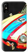 Triumph Gt Pop Art IPhone Case