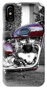 Triumph Speed Twin 1954 IPhone Case
