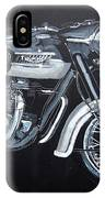 Triumph Thunderbird IPhone Case