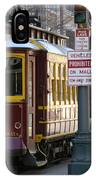 Trolley - Memphis IPhone Case