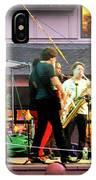 Trombone Shorty And Orleans Avenue, Freeport, Maine   -57584 IPhone Case