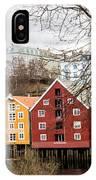 Trondheim Colors IPhone Case