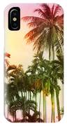 Tropical 11 IPhone Case