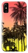 Tropical 9 IPhone Case