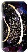 Tropical Angel Fish IPhone Case