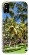 Tropical Beach I. Mauritius IPhone Case