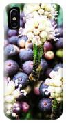 Tropical Berries 3 IPhone Case