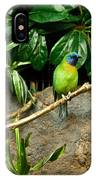 Tropical Bird 3 IPhone Case