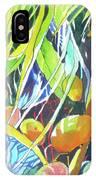 Tropical Design 1 IPhone Case