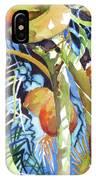 Tropical Design 2 IPhone Case