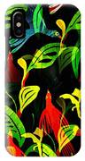 Tropical Flock IPhone Case