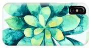 Tropical Flower  IPhone X Case
