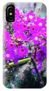 Tropical Flowers Of Costa Rica IPhone Case