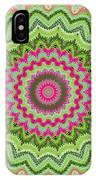 Tropical Kaleidoscope IPhone Case