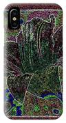 Tropical Lily 3 IPhone Case