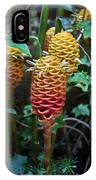 Tropical Mystery Plant IPhone Case