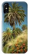 Tropical Palm  IPhone Case
