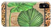 Tropical Palms 1 IPhone Case