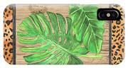 Tropical Palms 2 IPhone X Case