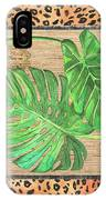 Tropical Palms 2 IPhone Case