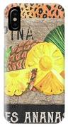 Tropical Palms 5 IPhone Case