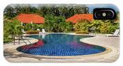 Tropical Paradise IPhone X Case