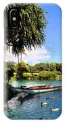 Tropical Plantation - Maui IPhone Case