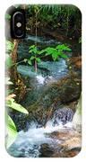 Tropical Stream IPhone Case