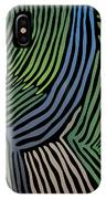 Tropical Striations IPhone Case