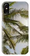 Tropical Sun IPhone Case
