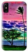 Tropical Trees IPhone Case